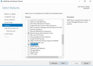 SMTP Relay to SendGrid with IIS SMTP server - rieskaniemi com