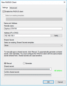 Azure MFA NPS extension with Sophos UTM Firewall  - rieskaniemi com